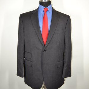 Jones New York 44R Sport Coat Blazer Suit Jacket D